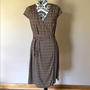 ANN TAYLOR LOFT PETITES DRESS
